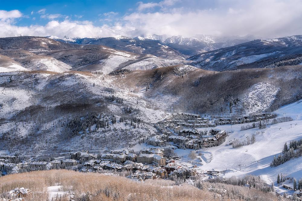 Beaver Creek Ski Resort Colorado