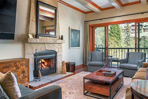 Beaver Creek Ski Resort Colorado Creekside 3 bedroom rental condos